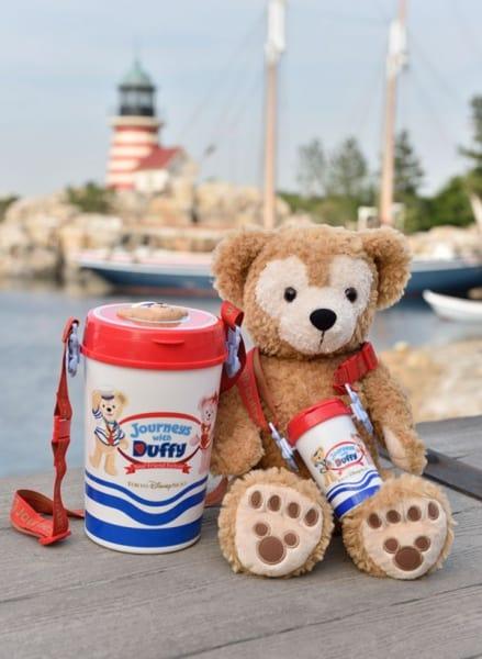 Duffy Popcorn Bucket