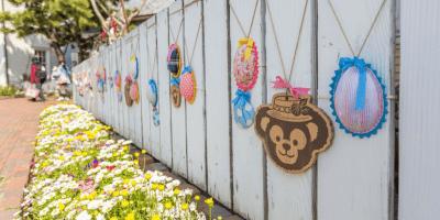 Beautiful Photos of Duffy's Easter Fair 2015 at Tokyo DisneySea