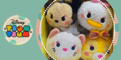 Win an Adorable Harajuku Tsum Tsum Set & Shape Content at TDRExplorer