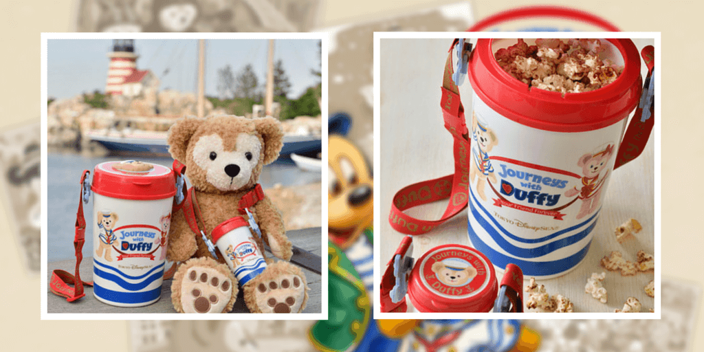 "Limited Menu for Duffy's 10th Anniversary ""Journeys With Duffy Your Friend Forever"""