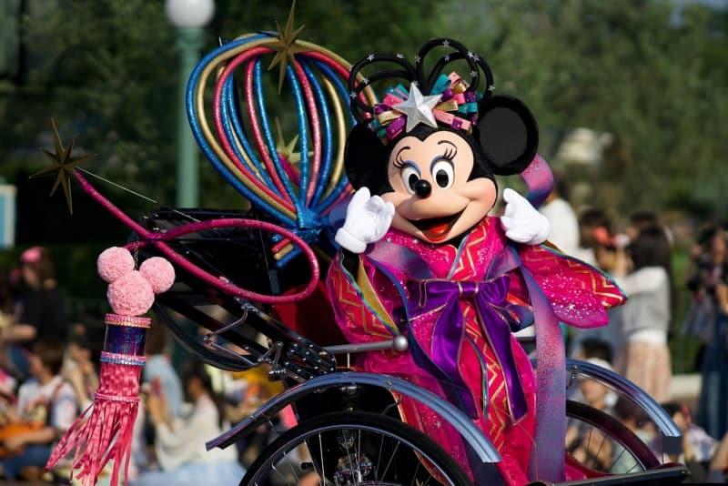 Minnie Mouse Tanabata Days 2015 Tokyo Disneyland
