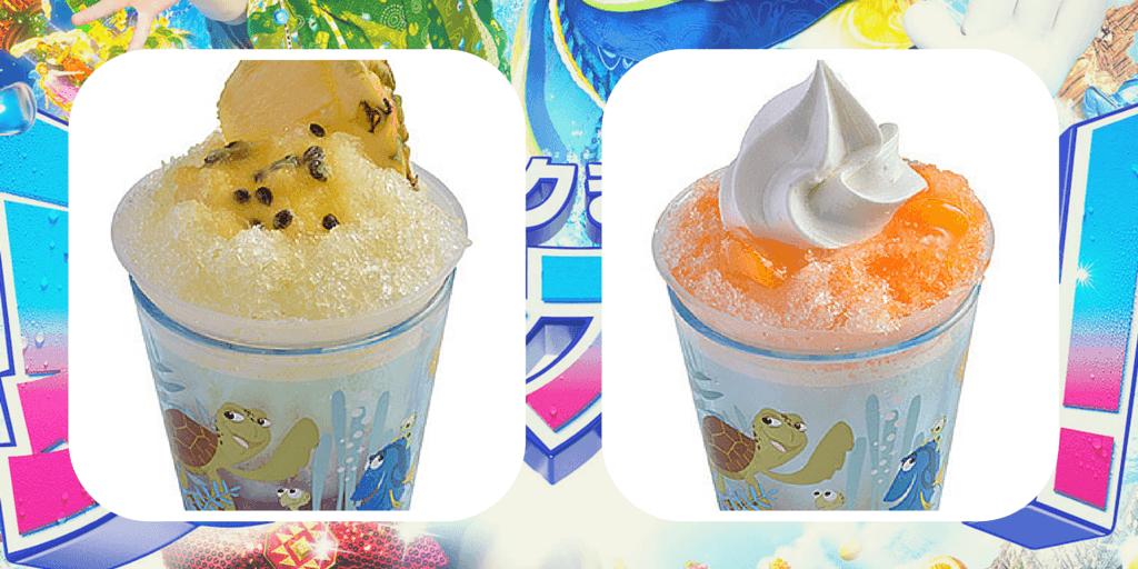 Special Summer Shaved Ice at Tokyo DisneySea