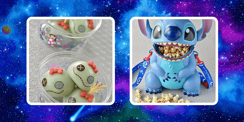 "New Food, Gifts For ""Stitch Encounter"" Launch"