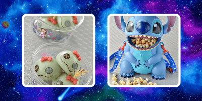 """New Food, Gifts For """"Stitch Encounter"""" Launch"""