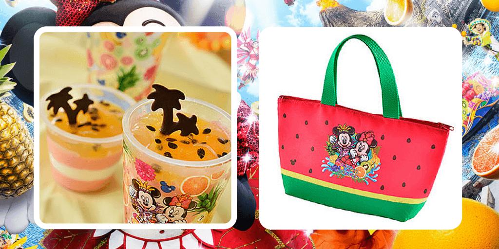 Summer Festival Menu for 2015 at Tokyo DisneySea