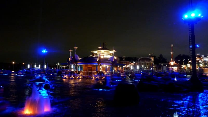 Aquatopia Night