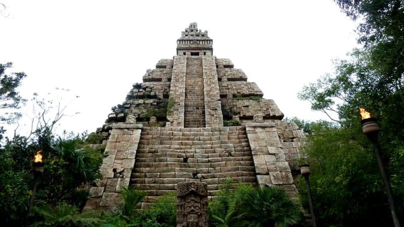 Indiana Jones Temple