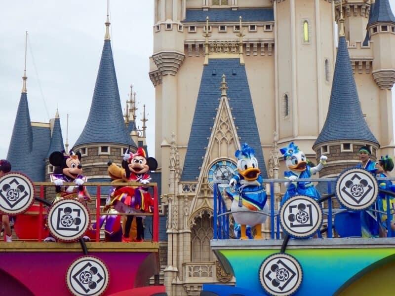Garyo Gunbu at Tokyo Disneyland