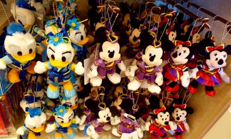 Natsu Matsuri Merchandise at Tokyo Disneyland