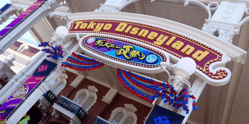 Summer Guide to Tokyo Disney Resort
