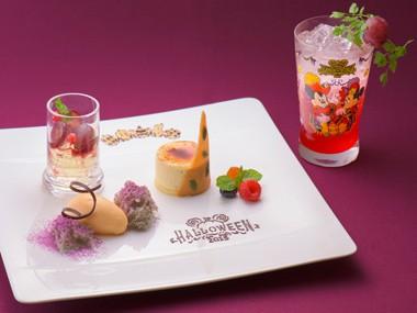 Bella Vista Lounge Dessert Set ¥3,400