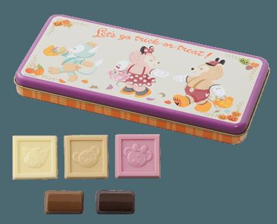 Chocolates ¥900