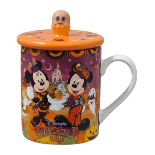 Mug (with Lid) ¥1,600