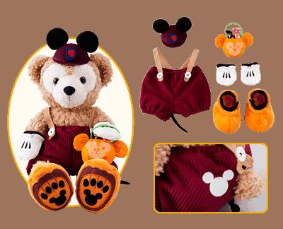 Duffy Costume Set ¥4,600