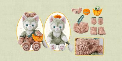 Duffy Autumn Palette Merchandise and Menu for Halloween 2015