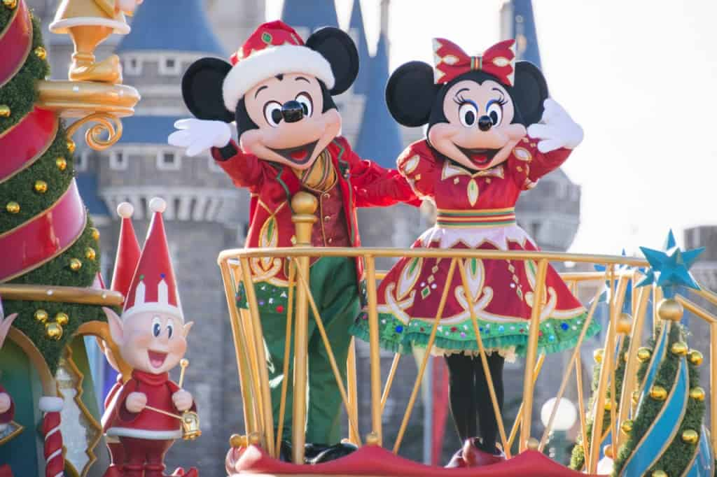 New Christmas Entertainment Announced for Tokyo Disney Resort 2015