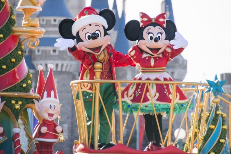 Image from last year's Santa Village Parade