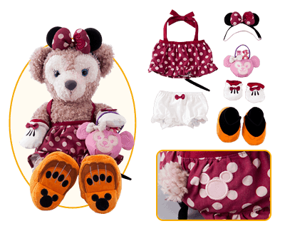 Shellie May Costume Set ¥4,600