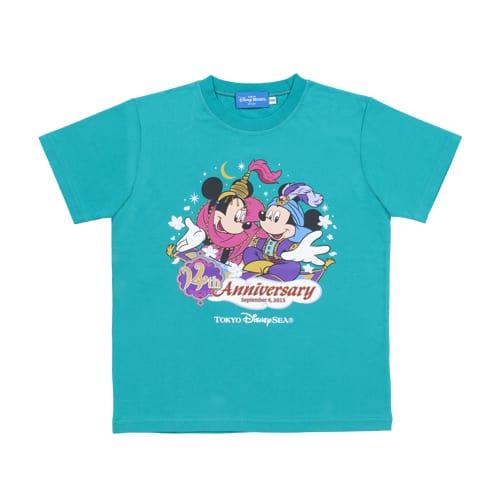 T-shirt Sizes 100, 110, 120cm ¥1,900 130, 140, 150cm ¥2,300 S, M, L, LL ¥2,600 3L ¥2,900