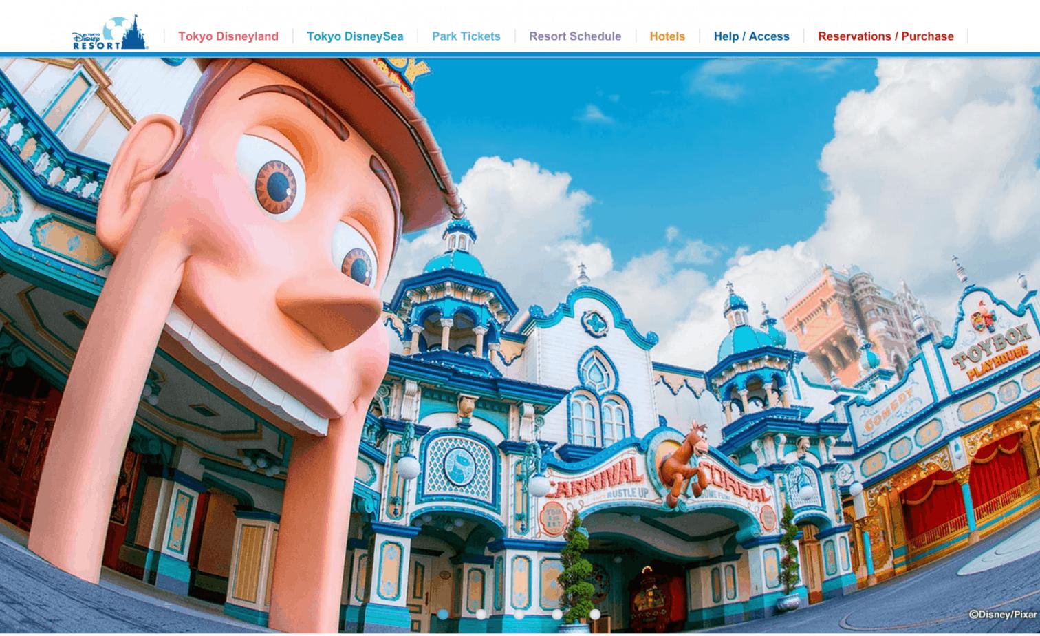 Disney Travel Blog English