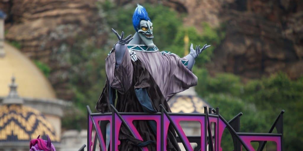 The Villains World at Tokyo DisneySea Review