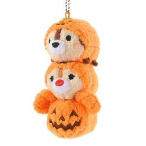 Chip n Dale Tsum Tsum Halloween Key Chain ¥1,620