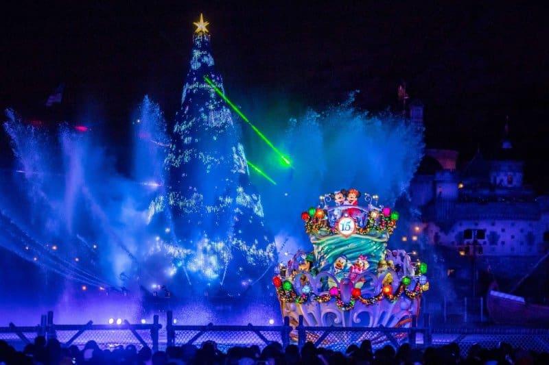 Christmas Wishes 2016 Tokyo DisneySea