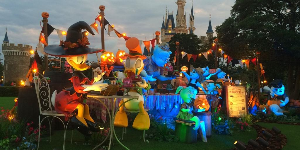 Your Guide to Halloween 2015 at Tokyo Disney Resort