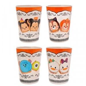 Tsum Tsum Halloween Cup Set ¥1,944