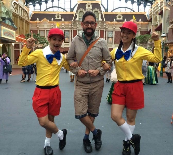 Halloween Costumes Tokyo Disney Resort