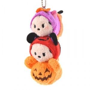 Mickey & Minnie Tsum Tsum Key Chain ¥1,620