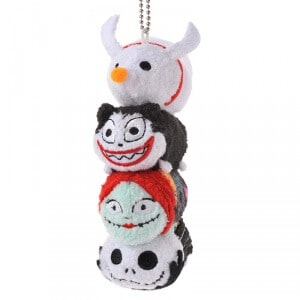 Nightmare Before Christmas Tsum Tsum Halloween Key Chain ¥1,944