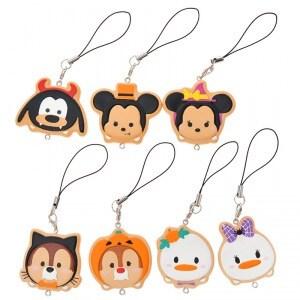 Tsum Tsum Halloween Secret Strap ¥540