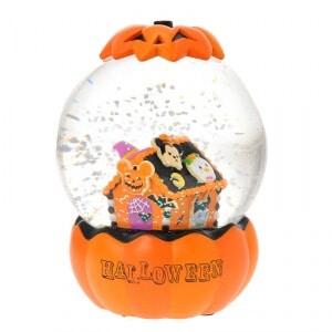 Tsum Tsum Halloween Snow Globe ¥4,104