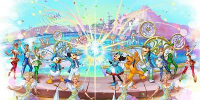Tokyo DisneySea 2016 Entertainment Schedule
