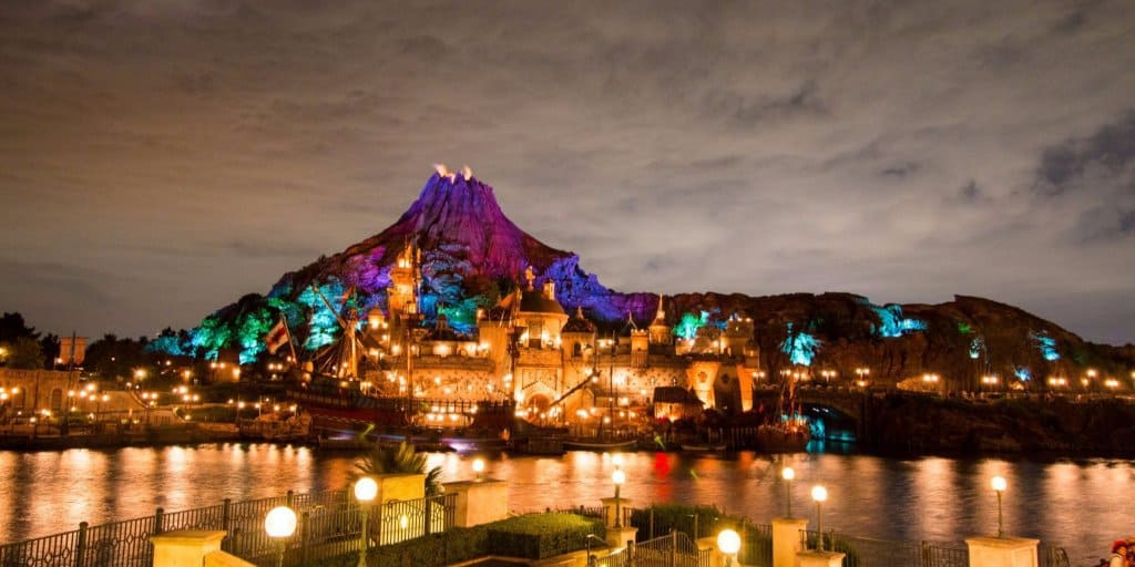 One Day Tour Plan for Tokyo DisneySea