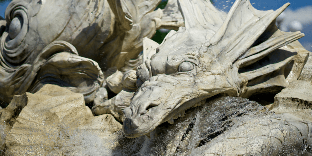 Hotel MiraCosta Fountain