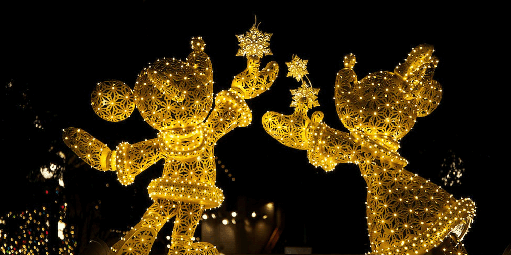 Merry Christmas from Tokyo DisneySea