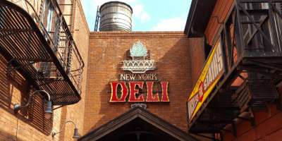 New York Deli Review