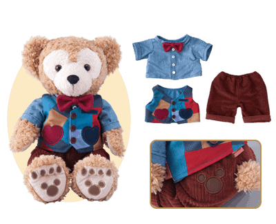 Duffy Costume Set ¥4,800