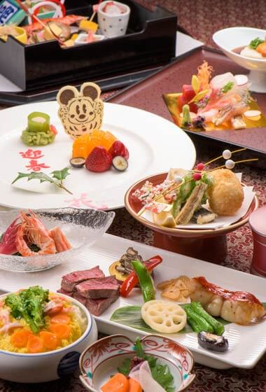 Hana Zen New Years Set ¥6,000 Available December 26, 2015 - January 5, 2016 at Hana Japanese Restaurant