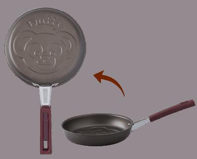 Pancake Pan ¥2,600