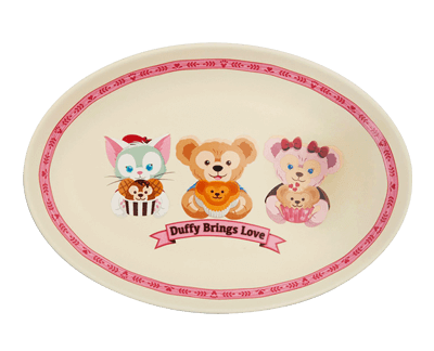 Plate ¥1,800