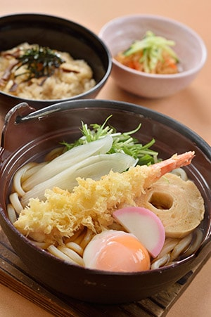 Restaurant Sakura Special Set ¥1,800 Available now until February 29, 2016 at Restaurant Sakura