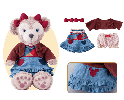 Shellie May Costume Set ¥4,800
