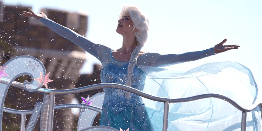 Anna and Elsa's Frozen Fantasy Guide 2016