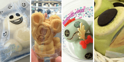 What Adorable Snacks Should Tokyo Disney Create?