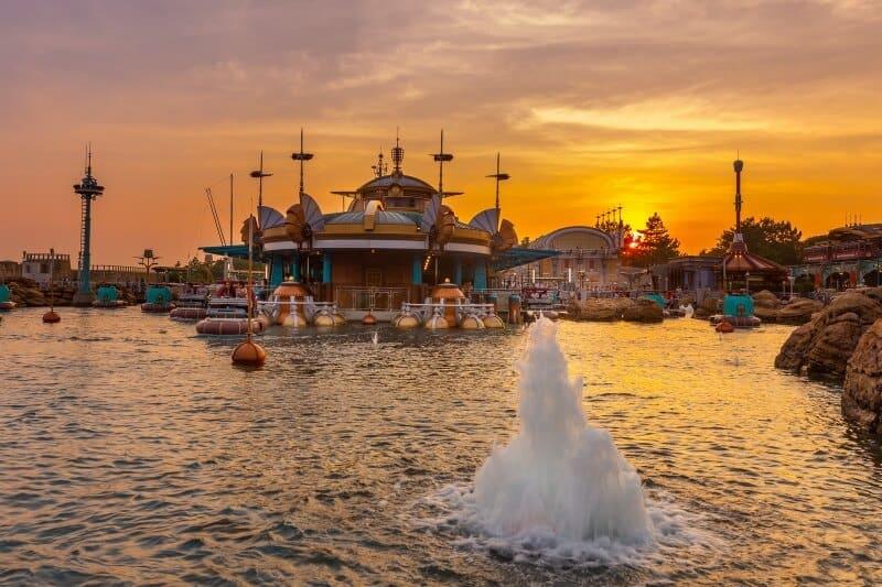 Aquatopia Tokyo DisneySea
