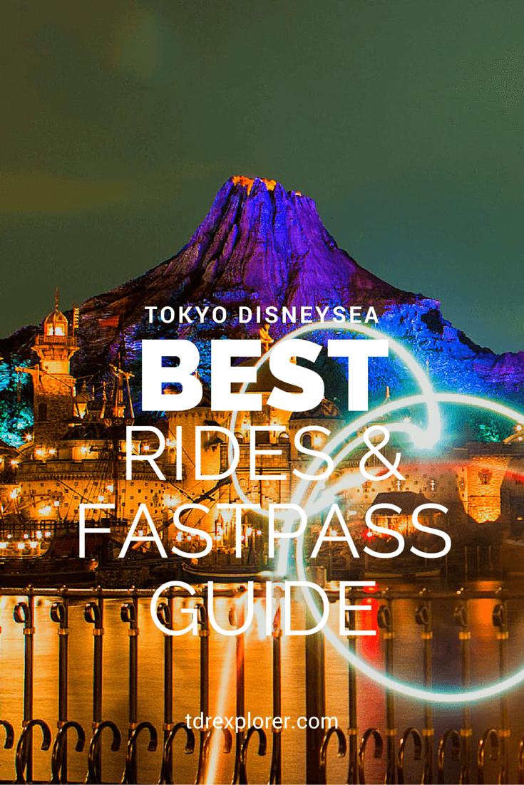Best Tokyo Disneysea Attractions Guide