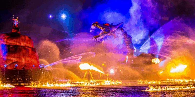 Fantasmic Tokyo DisneySea